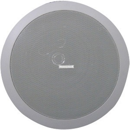 6' CEILING SPEAKER, 20W, WHITE, ABS