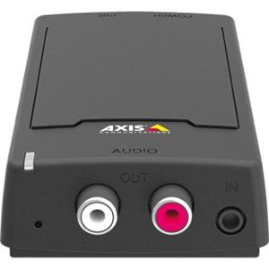 AXIS C8033 NETWORK AUDIO BRIDGE .                IN