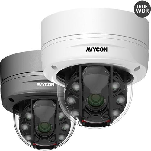 AVYCON AVC-VA92SVLT 2.4 Megapixel Surveillance Camera - Dome