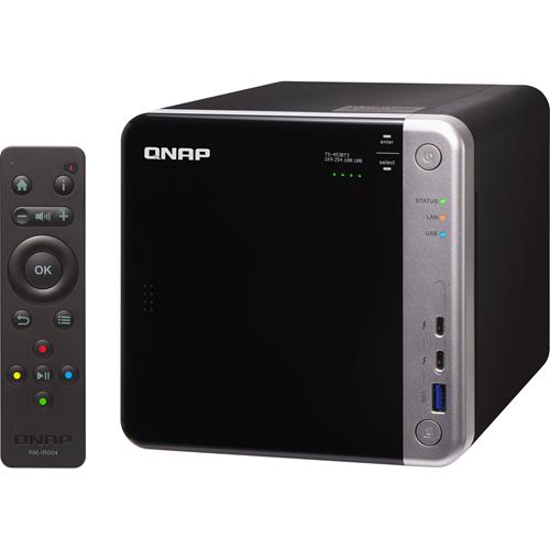 QNAP 4-BAY THUNDERBOLT3 N-8GBSATA6GB/S 2XUSBTYPE-C