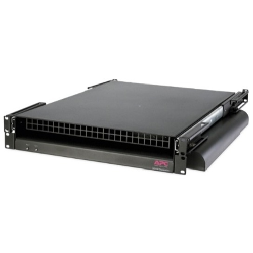 APC by Schneider Electric ACF201BLK Rack Side Air Distribution System
