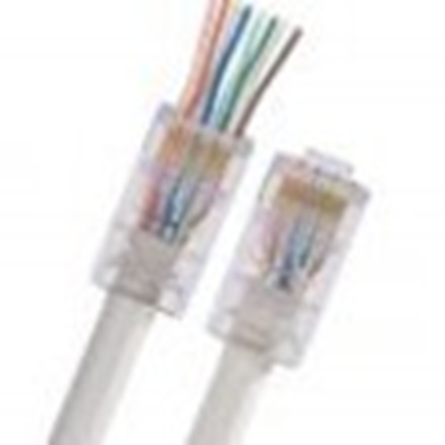 CRIMP PLUG, EZ RJ45, CAT5, BAG OF 50
