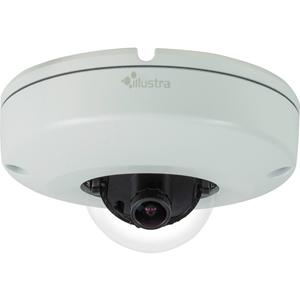 Illustra Flex IFS03CFOCWST 3 Megapixel Network Camera - Mini Dome