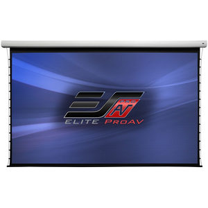 """Elite Screens Tension Pro TP200XWH2 200"""" Projection Screen"""