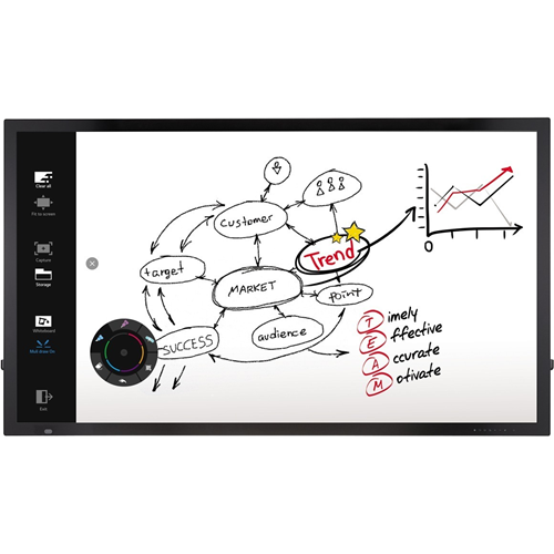 TOUCH SCREEN 55IN IPS 3840X2160 450CD/M2