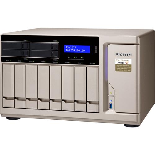 QNAP TS-1277 SAN/NAS Storage System