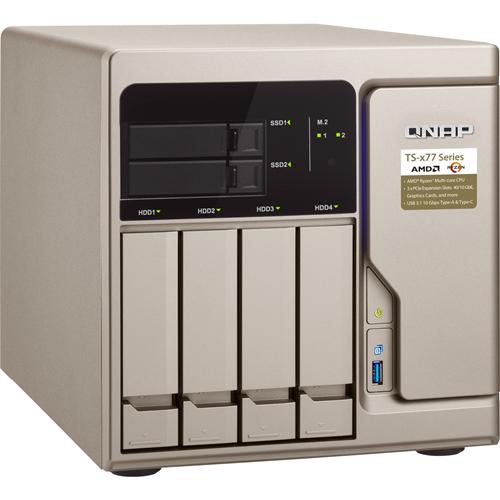 QNAP TS-677 SAN/NAS Storage System