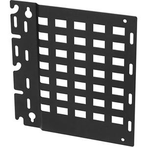 Peerless-AV ACC-UCM Mounting Plate for A/V Equipment, Media Player - Black