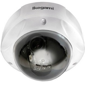 1/3' VANDAL RESISTANT DAY/NIGHT DOME CAMERA 9-22MM