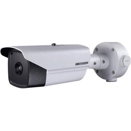 H.264+, MPEG-4, Motion JPEG, H.264, H.265, H.265+ - 384 x 288 - 7 mm - Thermal - Cable - Bullet