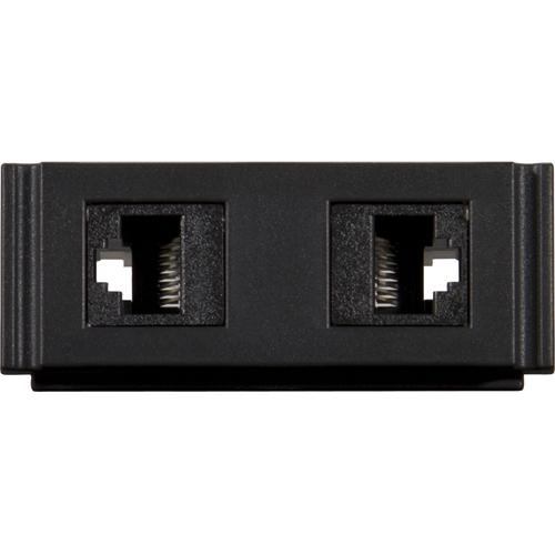 AMX HPX-N102-RJ45 Dual Cat6 Ethernet Module