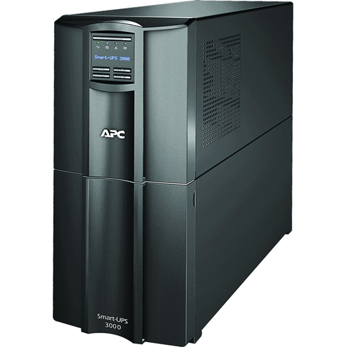 APC by Schneider Electric Smart-UPS 3000VA LCD 120V with SmartConnect