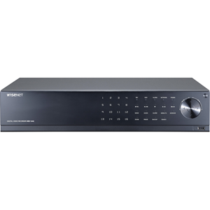 12TB RAW, AHD, TVI, CVI, CVBS DVR 16CH, 4MP AHD 240 fps / 1080p 480 fps Recording, 64Mbps Throughput, 8 internal HDD, 2 e-SATA, 16CH Audio input/ 1CH Audio output, Coaxial Control, HDMI/VGA Video output