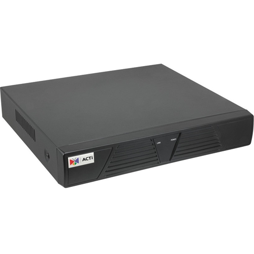 9-CHANNEL 1-BAY BUNDLED 4TB MINI STANDALONE NVR