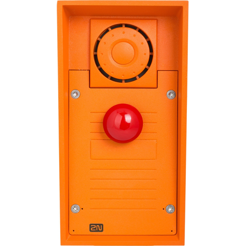 2N IP Safety - 1 Emergency Button, 10 W Loudspeaker
