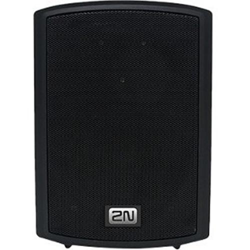 2N SIP Wall Mountable Speaker - 8 W RMS - Black