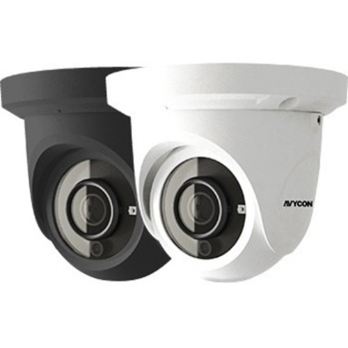 4MP IP H.265 IR EYEBALL,30FPS@2560X1440 2.8MM-GRY