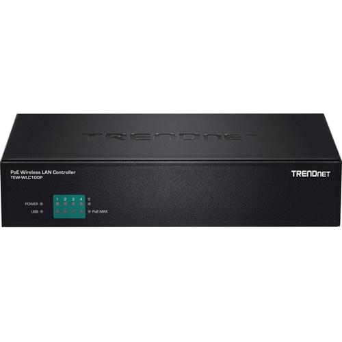 POE+ WIRELESS LAN CONTROLLER FOR TEW-755AP/821DAP/825DAP   IN