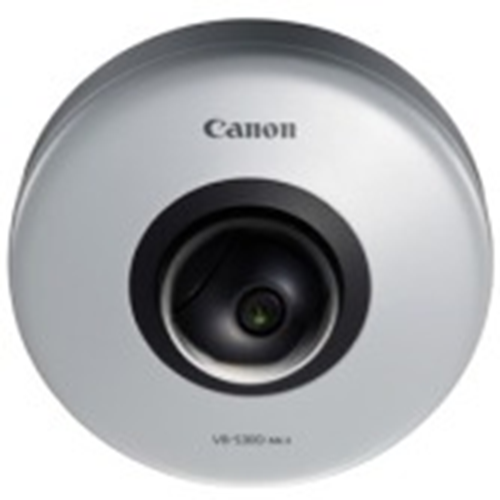 CANON NETWORK CAM VB-S30D MKII .                IN