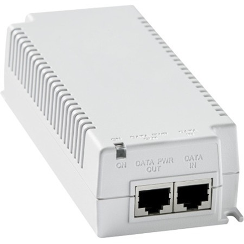 120 V AC, 230 V AC Input - 57 V DC Output - 1 10/100/1000Base-T Input Port(s) - 1 10/100/1000Base-T Output Port(s) - 60 W - Wall/Shelf/Bench/Desktop-mountable