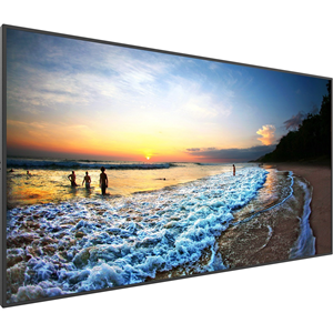 """65"""" LCD - 3840 x 2160 - Direct LED - 350 Nit - 2160p - HDMI - USB - SerialEthernet"""