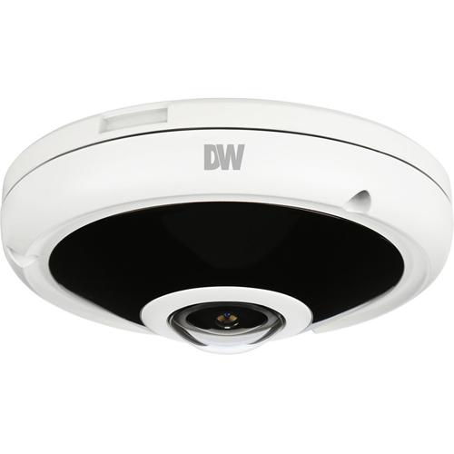 Digital Watchdog MEGApix CaaS DWC-PVF5M1TIRC1 5 Megapixel Network Camera - Dome