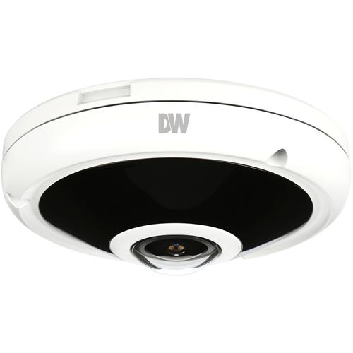 Digital Watchdog MEGApix CaaS DWC-PVF5M1TIRC6 5 Megapixel Network Camera - Dome