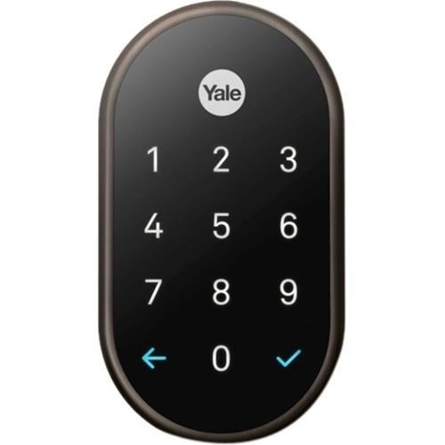 Touchscreen - Wireless LANOil Rubbed Bronze