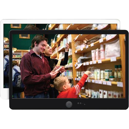 "American Dynamics Professional ADLCD22PPS2B 21.5"" Full HD Edge LED LCD Monitor - 16:9 - Black"
