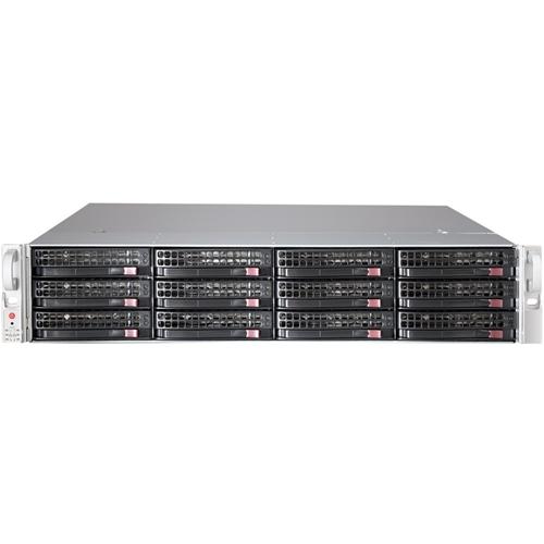 UBUNTU LINUX 64 BIT OS, RAID 5, 36TB USABLE RAID S