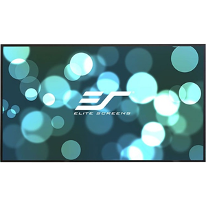 """Elite Screens Aeon AR165WH2 165"""" Fixed Frame Projection Screen"""