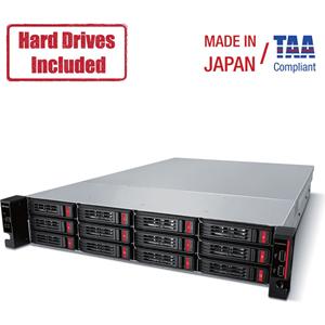 Buffalo TeraStation 51210RH Rackmount 120 TB NAS Hard Drives Included