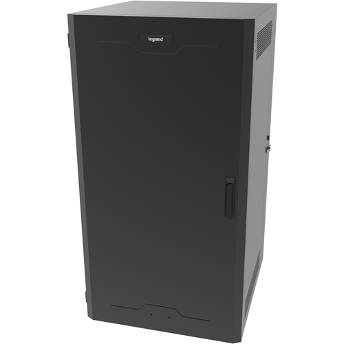 Legrand 26RU, Swing-Out Wall-Mount Cabinet, Solid Door