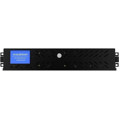 Network Surveillance Server - 20 TB Hard Drive - 4 GB - 1 Audio Out - HDMI - DVI