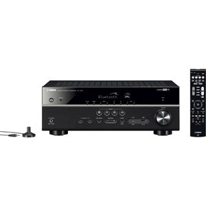 MUSICCAST 5.1 CH. A/V RECEIVER WITH WIRELESS SURR