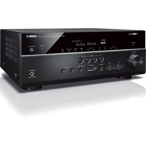 MUSICCAST 7.1 CH. A/V RECEIVER WITH WIRELESS SURR