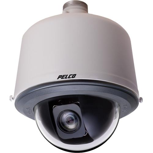 Pelco Spectra Enhanced D6230L Network Camera - Dome