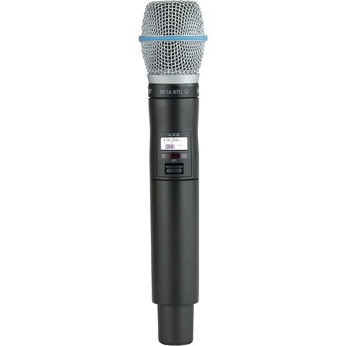 Shure ULXD2/B87C Microphone