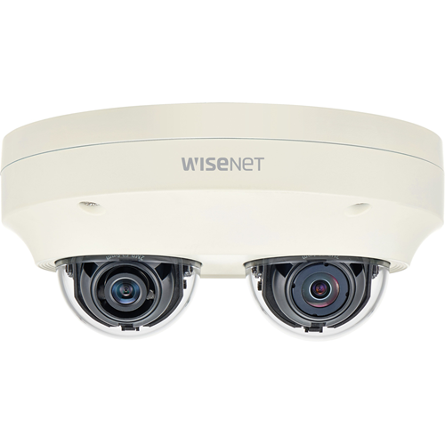 2MP X 2 Multi-Directional camera (No Lens is included)