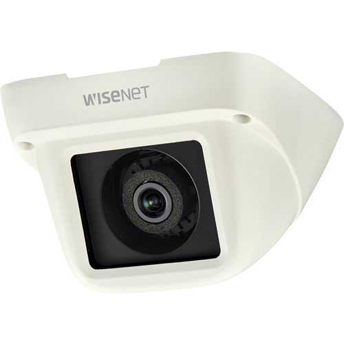 Wisenet X powered by Wisenet 5 network outdoor vandal dome camera, 2MP, Full HD(1080p) @60fps, 2.8mm fixed lens (107.4