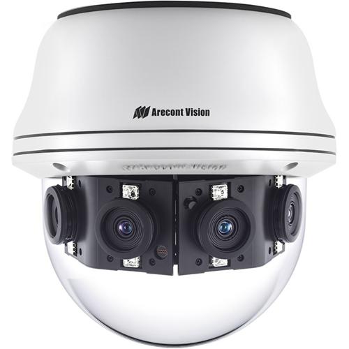 Arecont Vision Contera AV08CPD-118 8 Megapixel Network Camera - Dome