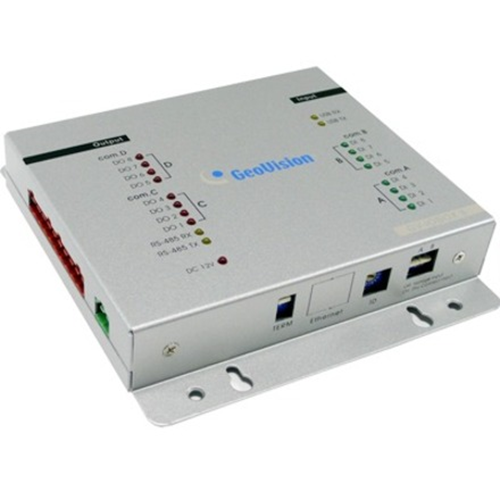 GeoVision GV-IO Box 8 Port (with Ethernet) V1.2