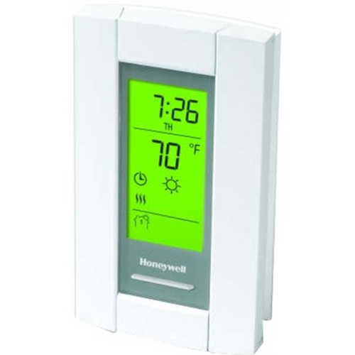 Honeywell TL8230A1003/U Program.Digital Thermostat, Double Pole