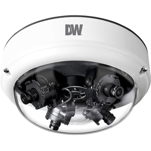 Digital Watchdog MEGApix Flex DWC-PVX16W4 16 Megapixel Network Camera - Dome