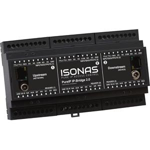 Isonas PureIP IP-Bridge 2.0 2Door Access Control Panel