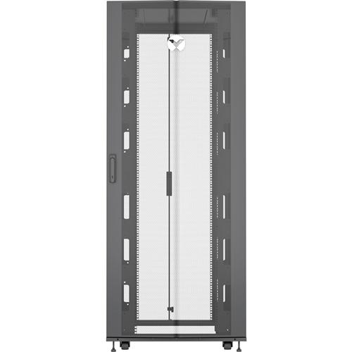 Vertiv VR Rack - 42U Server Rack Enclosure  800x1200mm  19-inch Cabinet (VR3350)