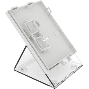 Comelit Desk Mount for Monitor - White, Transparent
