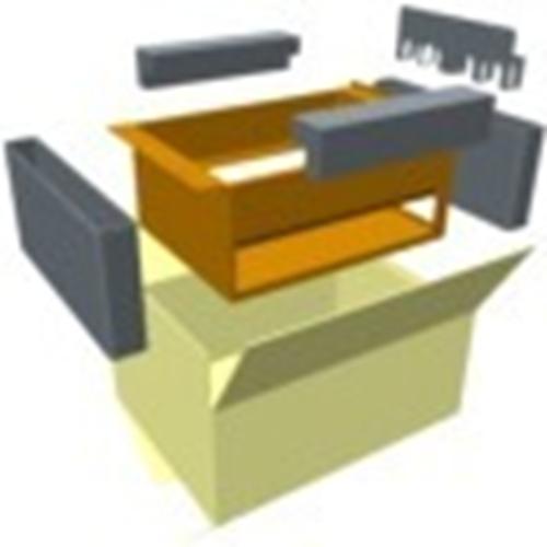 Barco Chiller Exhaust Kit Horizontal Configuration