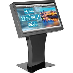 "Peerless-AV Landscape Kiosk Fits 42"" Displays Less Than 3.50"" (89mm) Deep"