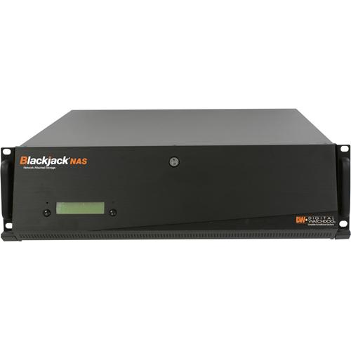 BLACKJACK NAS,160TB, RAID5, 16 BAY